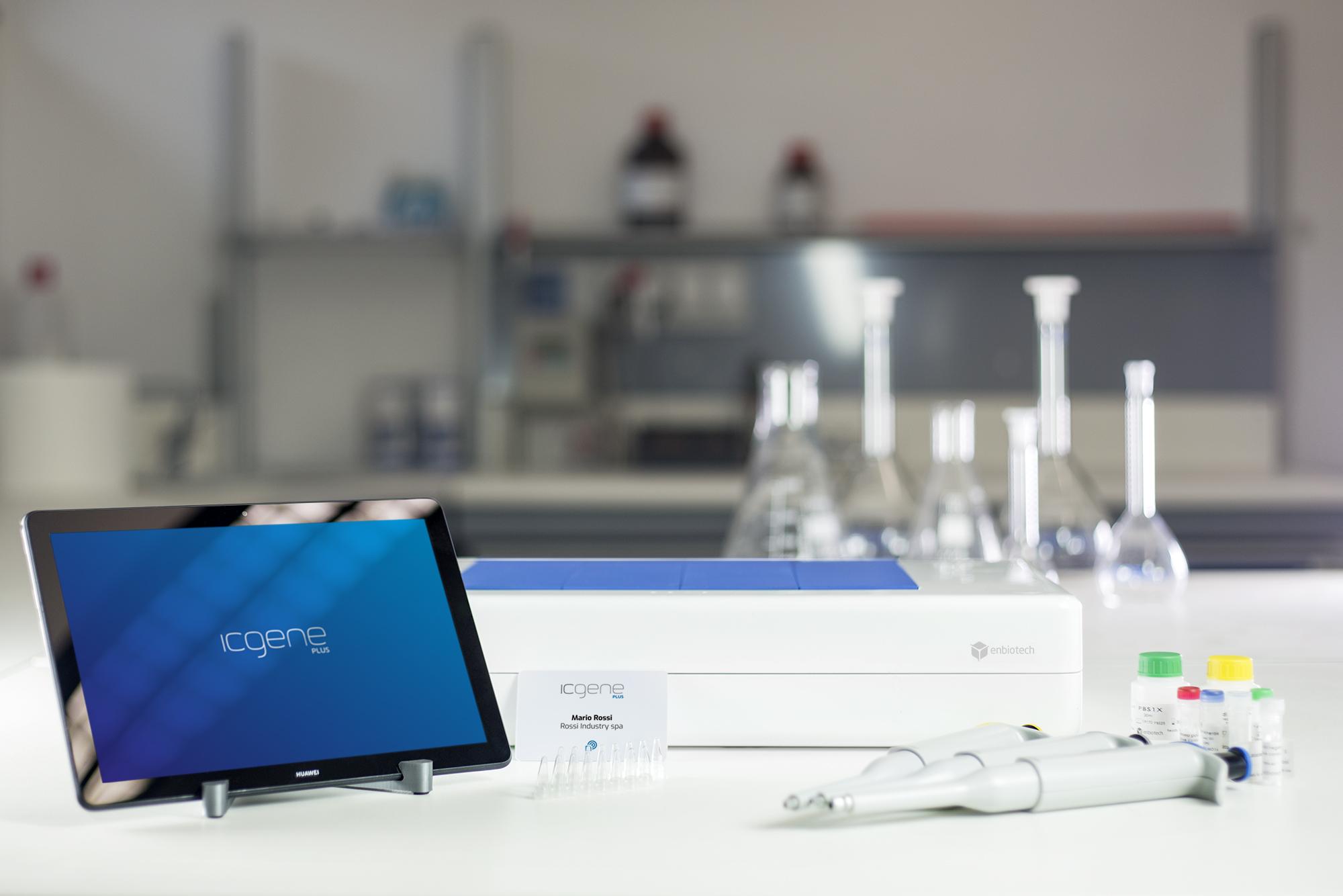 icgene innovative system